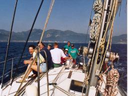 Mitsegeln Mallorca
