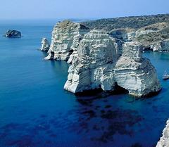 Griechenland Westliche Kykladen