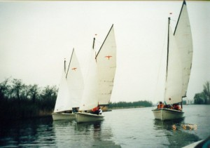 segeln lernen Niederlande
