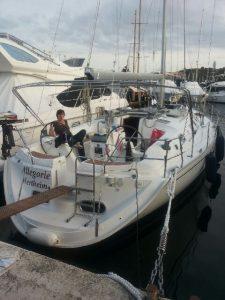 unsere Yacht Segelreisen Kroatien